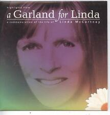 Highlights from A Garland for Linda (McCartney) Promo CD