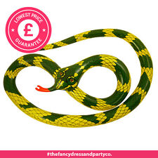 Inflatable Snake - 230cm - Blow Up Toy Loot/Party Bag Fancy Dress