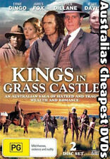 Kings In Grass Castles DVD NEW, FREE POSTAGE WITHIN AUSTRALIA REGION ALL