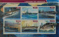 Aircraft Carriers war ships Interpid Graf Zeppelin Shinano Djibouti 2015 #VG2001