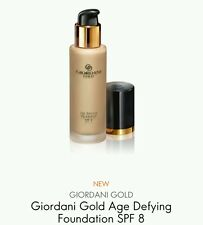 Oriflame Giordani Gold Age Defying Foundation in Natural Beige  **Brand New**