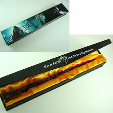 """HOT New Harry Potter 14.5"""" Magical Wand Replica Halloween Cosplay Gift In Box"""