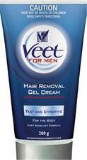 Veet For Men Hair Removal Gel Cream 200 g PRIVATE LISTING, DISCREET DELIVERY