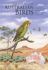 The New Atlas of Australian Birds by Simon Barry, Andrew Silcocks, Ross...