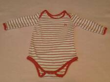 Cotton On Baby Cute Striped Romper, Size 0