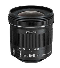 Canon EF-S 10-18 mm F/4.5-5.6 IS STM Objektiv