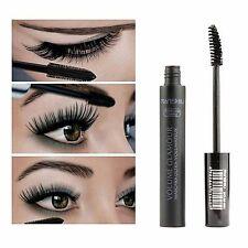 Mascara Wimpern schwarz Long Curl Waterproof Eye Lashes Damen Make up NEU