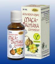 Maca-Damiana Compositum - Alchemistische Essenz - 30 ml