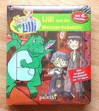 Hexe Lilli und der Meisterdedektiv, Buch mit 6 herausnehmbaren Puzzles NEU & OVP