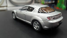 mazda RX-8 silver kinsmart TOY model diecast Car present 1/36 scale