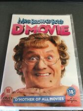 Mrs Browns Boys D'movie DVD Brand New And Sealed