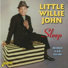 Doppel CD Album Little Willie John Sleep (All Around The World) 2013 Jasmine