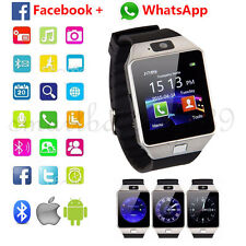 New Strap Bluetooth Smart Watch Phone for Iphone 5s 6s Samsung Android IOS DZ09