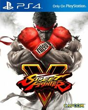 Street Fighter V (PS4) Brand New & Sealed - UK PAL