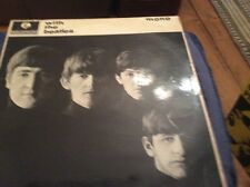 With the Beatles mono parla phone 1963