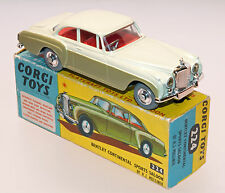 Corgi Toys 224 — Bentley Continental