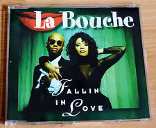 La Bouche - Fallin' in Love   *** Maxi-CD ***