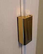 2 x Brass Door Locks Bolts Dead Lock Door Bolt - Viper Lock - NEW