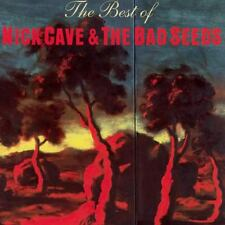 NICK CAVE & THE BAD SEEDS The Best Of CD BRAND NEW