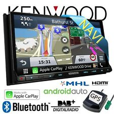 Kenwood DNX8160DABS Navigation Bluetooth AndroidAuto Apple CarPlay   Autoradio