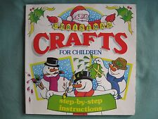 Christmas Crafts For Children Brenda Apsley paperback ISBN 0862157072 acceptable