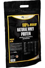 (17,50 € / kg) My Supps 100% Natural Whey Protein - 2kg