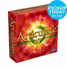 Articulate! Board Game. From the Official Argos Shop on ebay