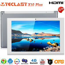 "2/32GB 10.1"" Teclast X10 Plus Tablet PC Android 5.1 QuadCore HDMI Bluetooth WLAN"