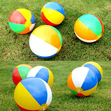 1Pcs Beach Pool Ball Inflatable Aerated Air Stress Water Educational Toys RW