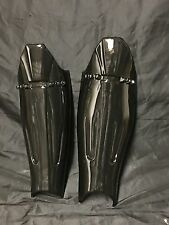 Star Wars prop Darth Vader Shin Armor with straps costume - 501st quality