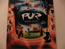"Pur   Schein & Sein""   Promo Album - CD   14 Tracks   2012   mega ultra rar!!!!"