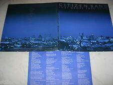 CITIZEN BAND Just Drove Thru Town *NEW ZEALAND ROCK BAND ORIGINAL 2nd LP 1979*