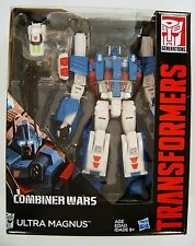 Hasbro Transformers Generations Leader Class Ultra Magnus Combiner Wars Figure