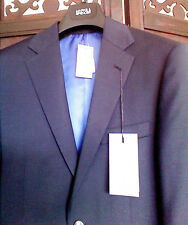 M&S Collection Men's Tailored Fit Suit Jacket Navy Long Chest (91cm/36in)