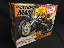ACTION MAN - DR X CHOPPER  - BOXED