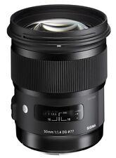 Sigma 50mm F1.4 DG HSM Objektiv für Nikon (311955) #0340#