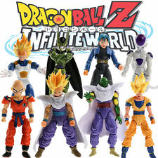 8pcs/Lot Dragonball Z Dragon Ball DBZ Joint Movable Action Figure Kids Toys Sets