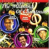 The Meaning of Christmas Reggae Xmas CD Various Artists One Love Roots Rasta