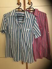 RM Williams x 2 Womens shirts  Stockyard Size 12 Excellent condition