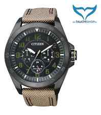 Citizen Sports Herren Armbanduhr BU2035-05E Eco-Drive Solar 10 bar Herrenuhr NEU