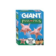 Pass The Pigs Giant Board Game Brand New