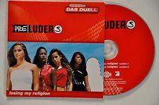 """Preluders / R.E.M.  """" Losing My Religion """"  rare 5""""CD Single"""