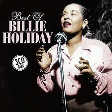 CD Best Of von Billie Holiday   3CDs