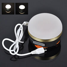 3W CREE LED USB Rechargeable Hiking Camping Outdoor Light Lantern Tent Lamp