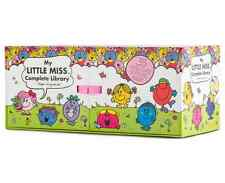 My Little Miss Complete Library Complete Box Set 35 Books Collection Hard Cover
