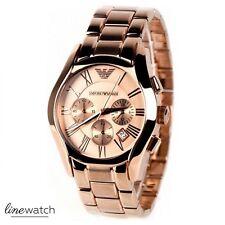 Original Emporio Armani AR0365 Unisex Chronograph Uhr *NEU&OVP*
