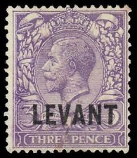 "BRITISH OFFICES in LEVANT 49 (SG L19) - King George V ""LEVANT"" (pf69955)"