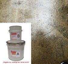 2kg 2K-Epoxidharz Epoxy Bodenbeschichtung für 7,5m² Bodenfarbe Betonfarbe