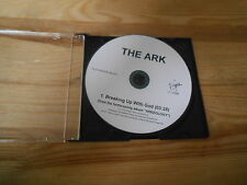 CD Rock The Ark - Breaking Up With God (1 Song) Promo VIRGIN disc only