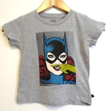 ELEVEN PARIS (4 YRS) BAT WOMAN GREY T.SHIRT